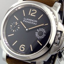 Panerai Unworn  Pam 590 Luminor Marina 8 Day Acciaio 00590 44...