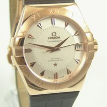 Omega Constellation Co-Axial 38 Limited Edition Rosegold