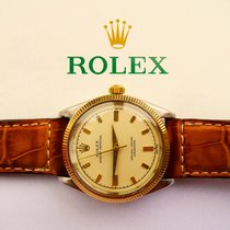 Rolex Oyster Cal.1000 Steel/Gold 18K Automatic Mens Chronometer