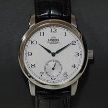 "Union Glashütte julius bergter edition ""small second"""