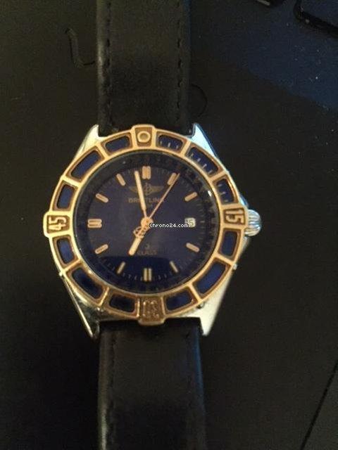 af8402931ad Relógios Breitling usados - Compare os preços de relógios Breitling ...