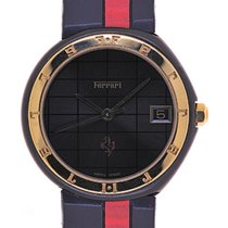 Ferrari by Cartier Mans Medium-Size Wristwatch