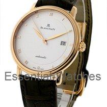 Blancpain 6223-3642-55 Villeret Ultra Slim 38mm in Rose Gold -...