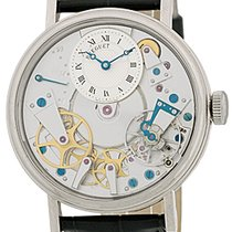 "Breguet ""La Tradition Skeleton"" Strapwatch."
