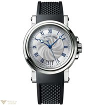 Breguet Marine II Big Date Steel Men's Watch
