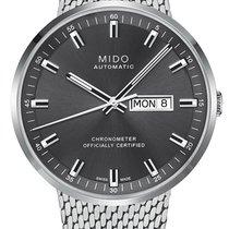 Mido Commander Caliber 80 Chronometer M031.631.11.061.00