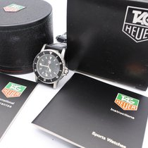 TAG Heuer professional divers vintage N.O.S 200 metres  box...