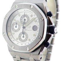 Audemars Piguet Royal Oak Offshore Chronograph Steel Mens Watch