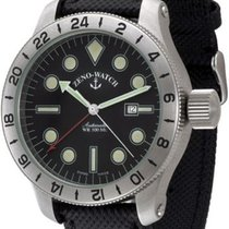 Zeno-Watch Basel Jumbo Automatic GMT Dualtime