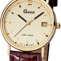 Gardé Noblesse GR18-15 Elegante Herrenuhr Aus Echtgold