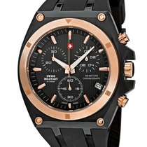 Swiss Military SM34021.05 Chronograph 10 ATM, 43 mm