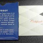 Tissot vintage plastic wallet and warranty booklet