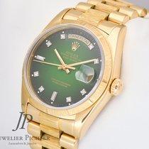 Rolex Day Date  Diamond Dial Ref. 18078