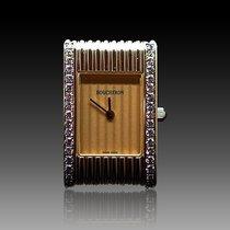 Boucheron Reflet Dame Or 18k Diamants Petit modèle Quartz