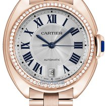 Cartier Cle De Cartier Automatic 35mm WJCL0006