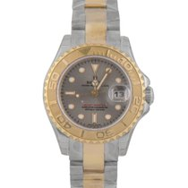 Rolex Yacht-Master Ladies Steel & 18k, Grey Dial, 169623...
