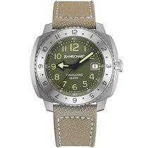 JeanRichard Highland Automatic Mens watch 60150-11-A0A-AN8D