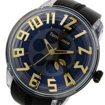Tendence キングドーム KINGDOME クオーツ メンズ 腕時計 TY023002 ブラック 国内正規
