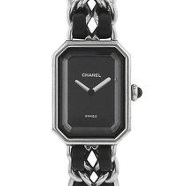Chanel Première taille M en acier Ref : Premiére Vers 1990
