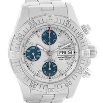 Breitling Aeromarine Superocean Chronograph Mens Watch A13340