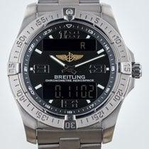 Breitling Aerospace Avantage, E79362, Mens, Titanium II...