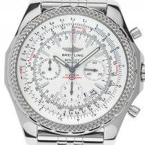 Breitling for Bentley Motors Special Edition Chronograph Stahl...