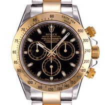 Rolex Daytona 40mm Steel and Yellow Gold 116503