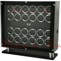 Volta Signature Series 24 Watch Winder - Carbon Fiber Finish...