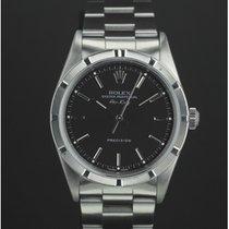 Rolex Air King 14010 black dial