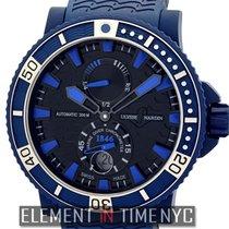 Ulysse Nardin Maxi Marine Diver Blue Sea Limited Edition