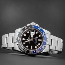 Rolex GMT Master II Blue/Black 116710 BLNR 2017 [NEW] - (2...