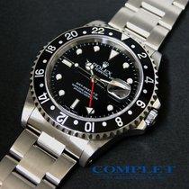 ロレックス (Rolex) GMT-Master II   Black Bezel Ref16710