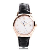 Jaeger-LeCoultre Men's Q1542520 Master Control Date Ivory...