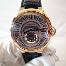 Cartier Flying Tourbillon Ballon Bleu - W6920001