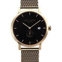 Larsen Uhren Herrenuhr Sebastian Gold Collection 131GBGM