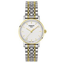 天梭 (Tissot) T109.210.22.031.00 Ladies watch Everytime