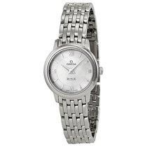 Omega De Ville Prestige MOP Dial Ladies Watch 424.10.24.60.05.001