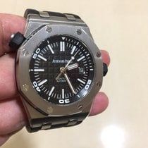 Audemars Piguet Royal Oak Offshore Diver Black J Series