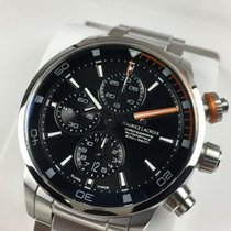 Maurice Lacroix - Pontos S Steel chronograph automatic -...