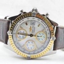 Breitling Chronomat Gt Herren Uhr Automatik D13350 Stahl/gold...