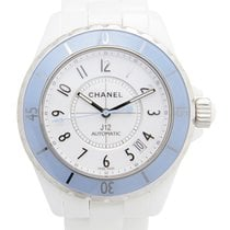 Chanel J12 J12 Ceramics White Automatic H4341