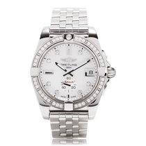 Breitling Galactic 36mm Automatic Diamond Bezel Ladies Watch...