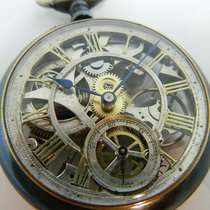 Skeleton pocket watch ca 1905