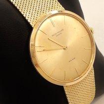 Patek Philippe Calatrava Vintage 18k Yellow Gold Very Rare...