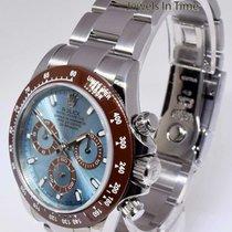 Rolex Daytona Steel & Ceramic Chronograph Watch & Box...