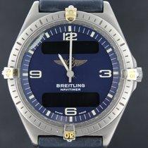Breitling Aerospace Navitimer Quartz, Titanium 40MM With Papers