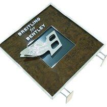 Breitling Bentley Flying B Display Stand Wood Metal Rare...