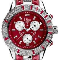 Dior Christal Chronograph CD11431FM001