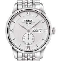 天梭 (Tissot) Le Locle Automatique Petite Seconde Steel Silver...