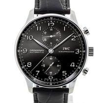 IWC Portugieser Chronograph Black